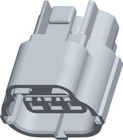 Boîtier pour contacts femelles série Econoseal J Serie Mark II (+) TE Connectivity 174357-2 femelle, droit Nbr total de