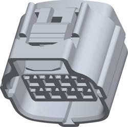 Boîtier pour contacts femelles série Econoseal J Serie Mark II (+) femelle, droit 8 pôles TE Connectivity 2822393-1 1 p