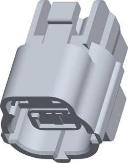 Boîtier pour contacts femelles série Econoseal J Serie Mark II (+) femelle, droit 2 pôles TE Connectivity 174352-2 1 pc