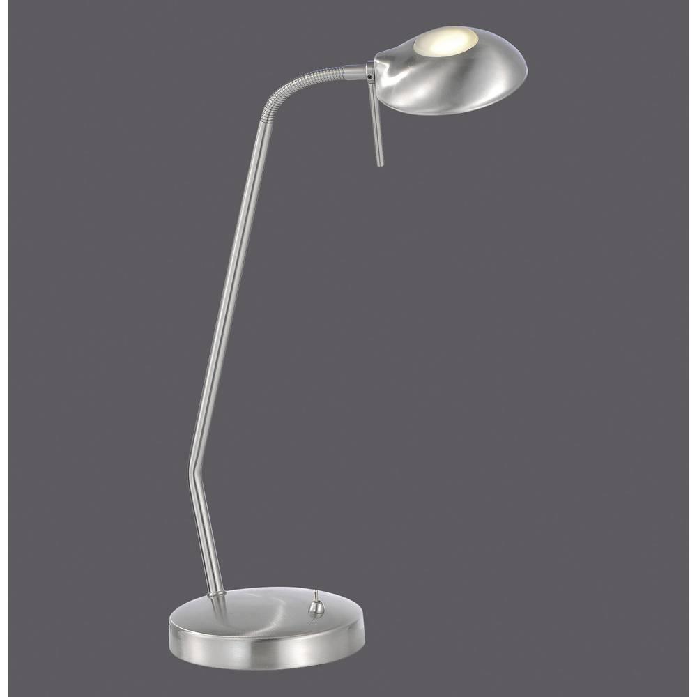 Lampe de table LED Paul Neuhaus Tucana 6.1 W bras flexible acier sur le site Internet Conrad ...