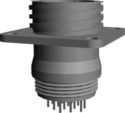 Connecteur circulaire Série: CPC TE Connectivity 1-207303-3 embase femelle Nbr total de pôles: 16 1 pc(s)