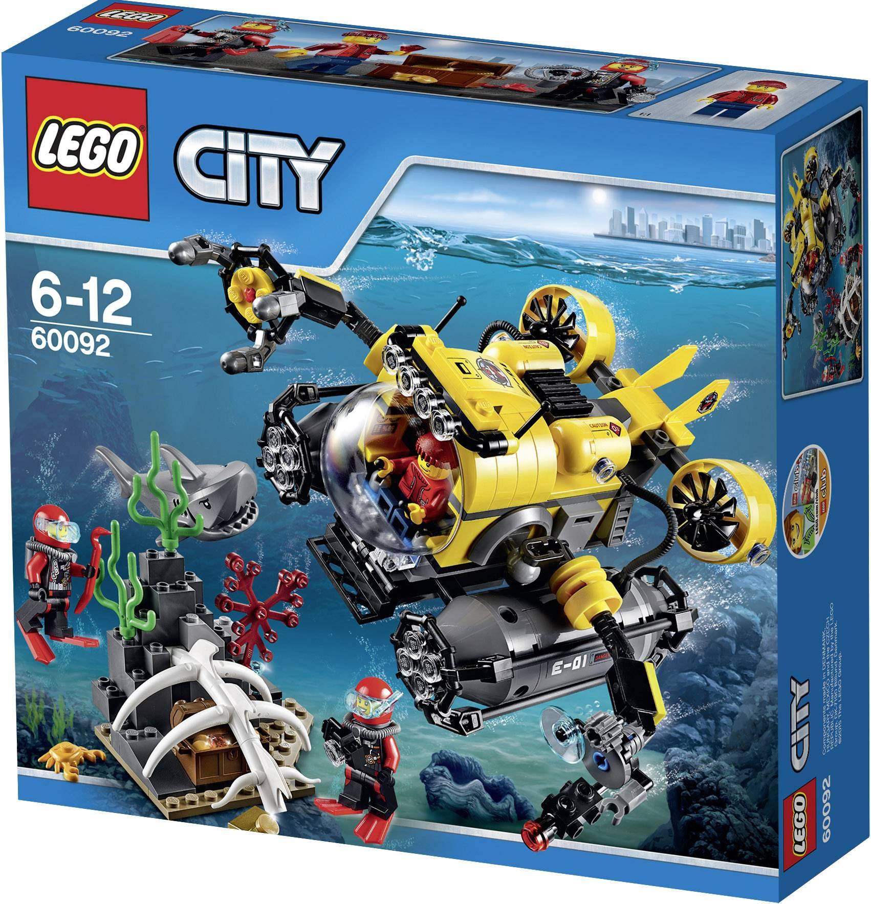 60092 Legopièces De Lego® L1ckfj City Nombre 274 E9IDHW2