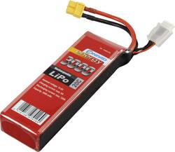 Batterie d'accumulateurs (LiPo) 14.8 V 2400 mAh Conrad energy 1414138 20 C stick XT60