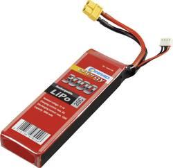 Batterie d'accumulateurs (LiPo) 11.1 V 3000 mAh Conrad energy 1344138 20 C stick XT60