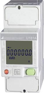Compteur d'énergie monophasé numérique 80 A Gossen Metrawatt U181A conformité MID: oui 1 pc(s)