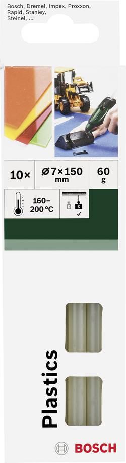 Batons de colle Bosch Accessories 2609256D32 7 mm 150 mm transparent 10 pc(s)