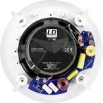 Haut-parleur encastrable de plafond 2 voies LD Systems Contractor CICS 62 - 6,5