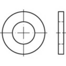 Rondelle TOOLCRAFT 135797 N/A Ø intérieur: 40 mm acier étamé par galvanisation 50 pc(s)
