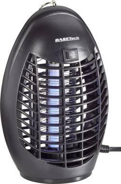 Destructeur d'insectes UV 4 W Basetech (l x h x p) 155 x 230 x 100 mm noir 1 pc(s)