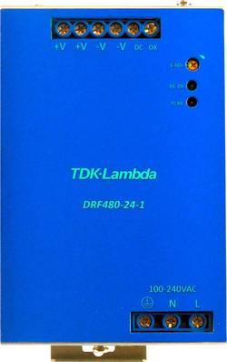 TDK-Lambda DRF-480-24-1/HL Alimentation rail DIN 24 V/DC