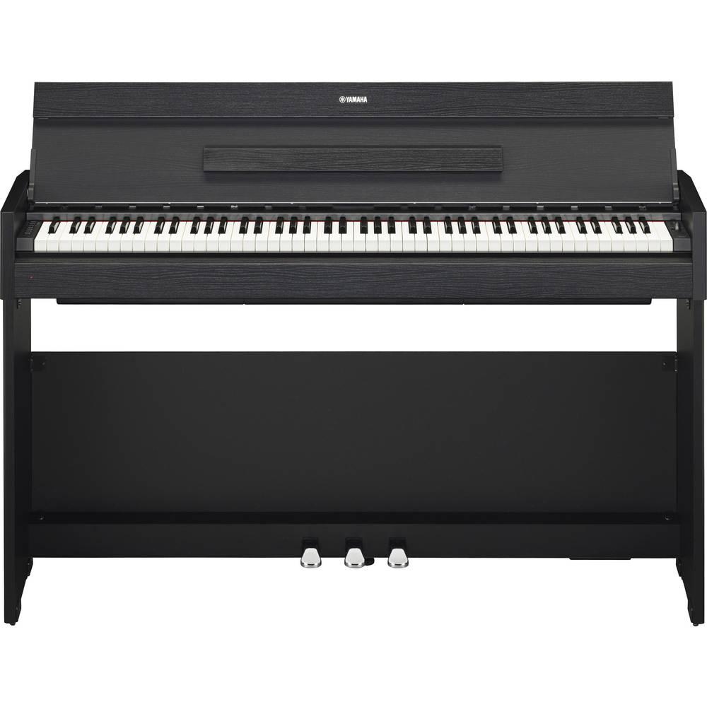 piano num rique yamaha ydp s52b noir. Black Bedroom Furniture Sets. Home Design Ideas