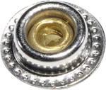 Adaptateur bouton-pression 10 mm