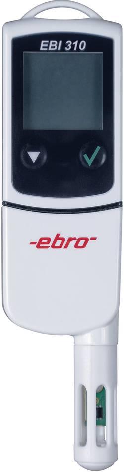 Enregistreur de données multifonction EBRO EBI 310 TH Etalonné selon ISO ebro EBI 310 TH 1340-6336