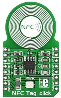 Carte de développement MikroElektronika MIKROE-1726 1 pc(s)