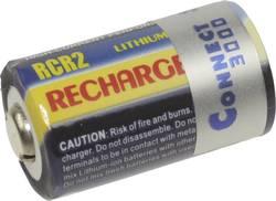 Batterie pour appareil photo Connect 3000 301718 3 V 250 mAh