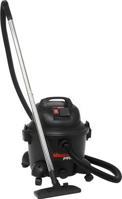 Aspirateur à liquide / poussière 1800 W ShopVac Pro 25 S 9274129 25 l