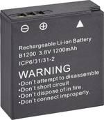 Batterie pour appareil photo Denver ACA18 3.8 V 1200 mAh