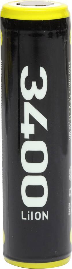 ECELL ECE18650 Pile rechargeable spéciale 18650 Li-Ion 3.7 V 3400 mAh