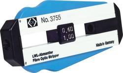 Dénudeur de fil C.K. T3755 060 Ø de dégainage: 0.60 mm (max) 1 pc(s)