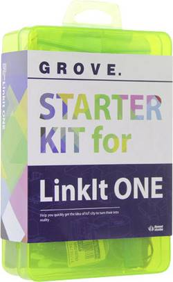 Kit de démarrage Seeed Studio Grove Starter Kit for LinkIt ONE 110060039 1 pc(s)