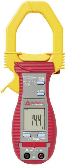 Multimètre , Pince ampèremétrique Beha Amprobe 3454603 numérique Etalonné selon: d'usine (sans certificat) CAT II 600 V