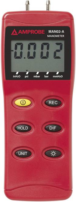 Appareil de mesure de pression Beha Amprobe MANO2-A