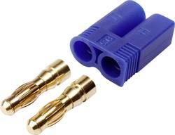 Connecteur mâle pour accu EC5 doré(e) Reely 1 pc(s)