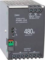 Alimentation rail DIN Idec PS6R-J24 24 V/DC 20 A 480 W 1 x 1 pc(s)