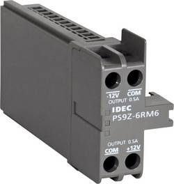 Convertisseur DC-DC pour bloc d'alimentation PS6R DC+/-12V, 12W Idec PS9Z-6RM6