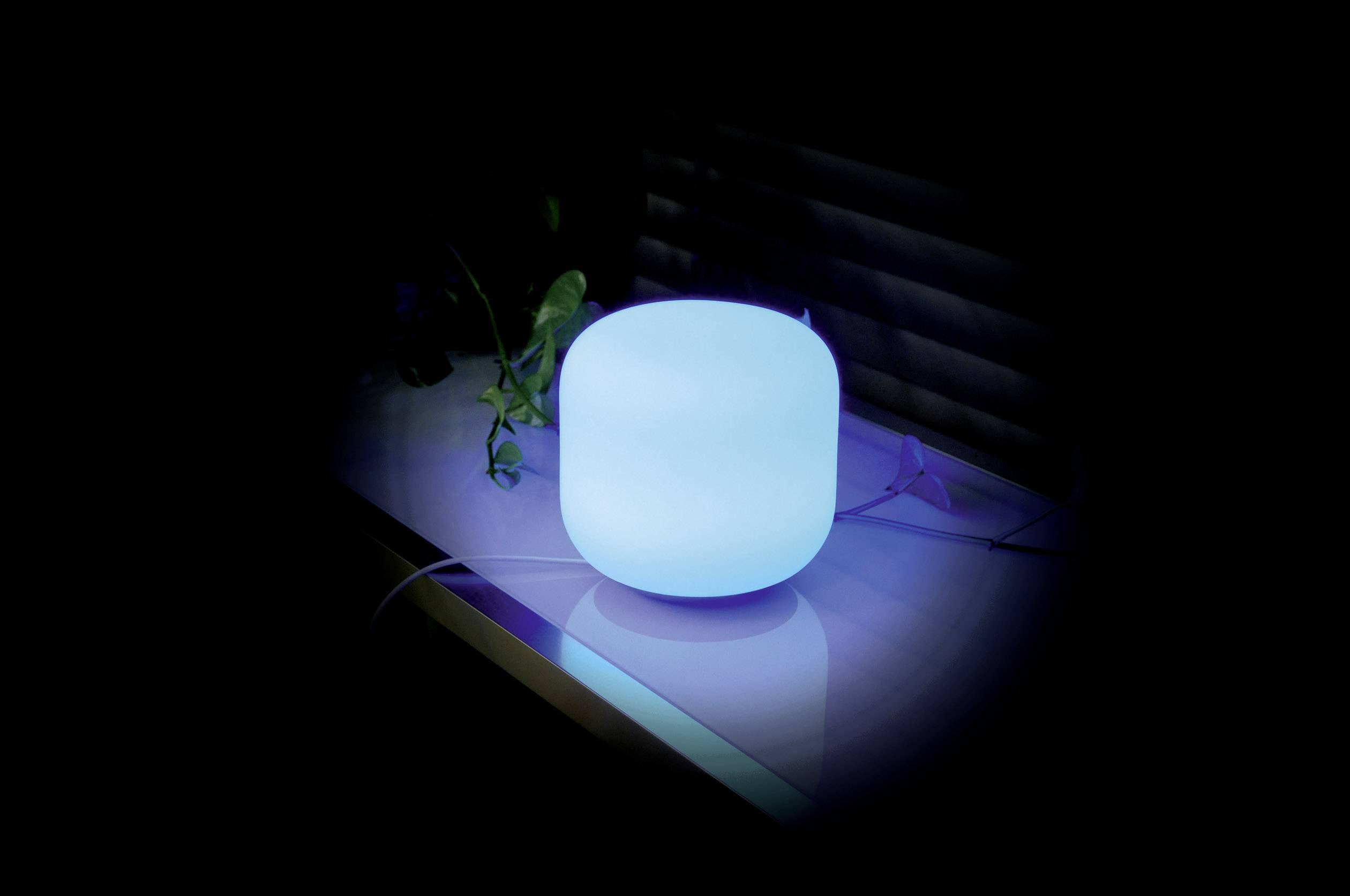 Télécommande Lampe Clover VariableAvec Led De Table 5 W 8 Intensité Blanc 5AR4jL