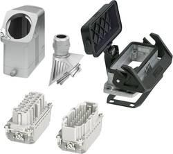 Kit connecteur HC-EVO-B16 Phoenix Contact HC-EVO-B16PT-BWSC-HH-M25ELC-AL 1411492 Nbr total de pôles 16 + PE 1 set