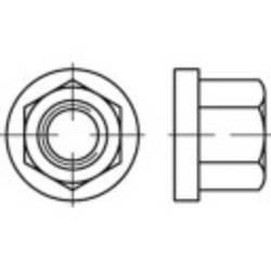 Écrou hexagonal avec bride TOOLCRAFT 138163 N/A Acier 10 M16 10 pc(s)