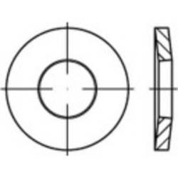 Rondelle élastique conique TOOLCRAFT 1067140 N/A Ø intérieur: 8 mm acier inoxydable 500 pc(s)