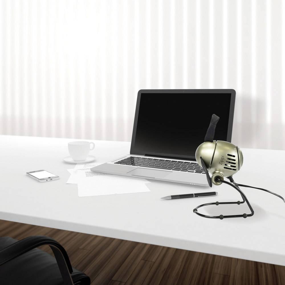 Ventilateur de table Zippi 18.8 cm noir Vornado