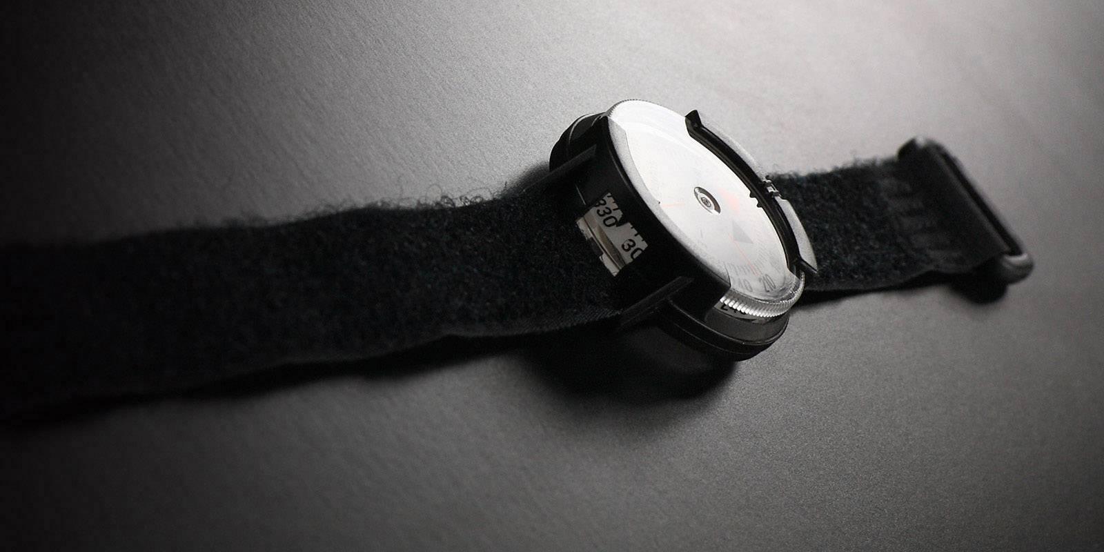 Suunto M-9 bracelet boussole