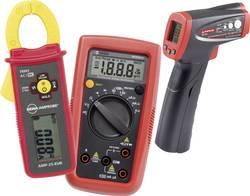Kit pince ampéremètrique AMP 25 EUR, Multimètre HEX 60 D, thermomètre infrarouge IR 710 EUR Beha Amprobe 4706340