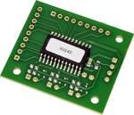 Contrôleur de clavier USB avec entrée parallèle