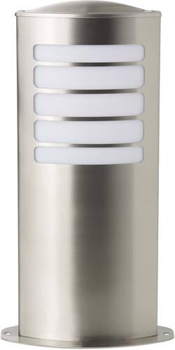 Lampadaire extérieur Brilliant Todd 20 W acier inoxydable 40 cm
