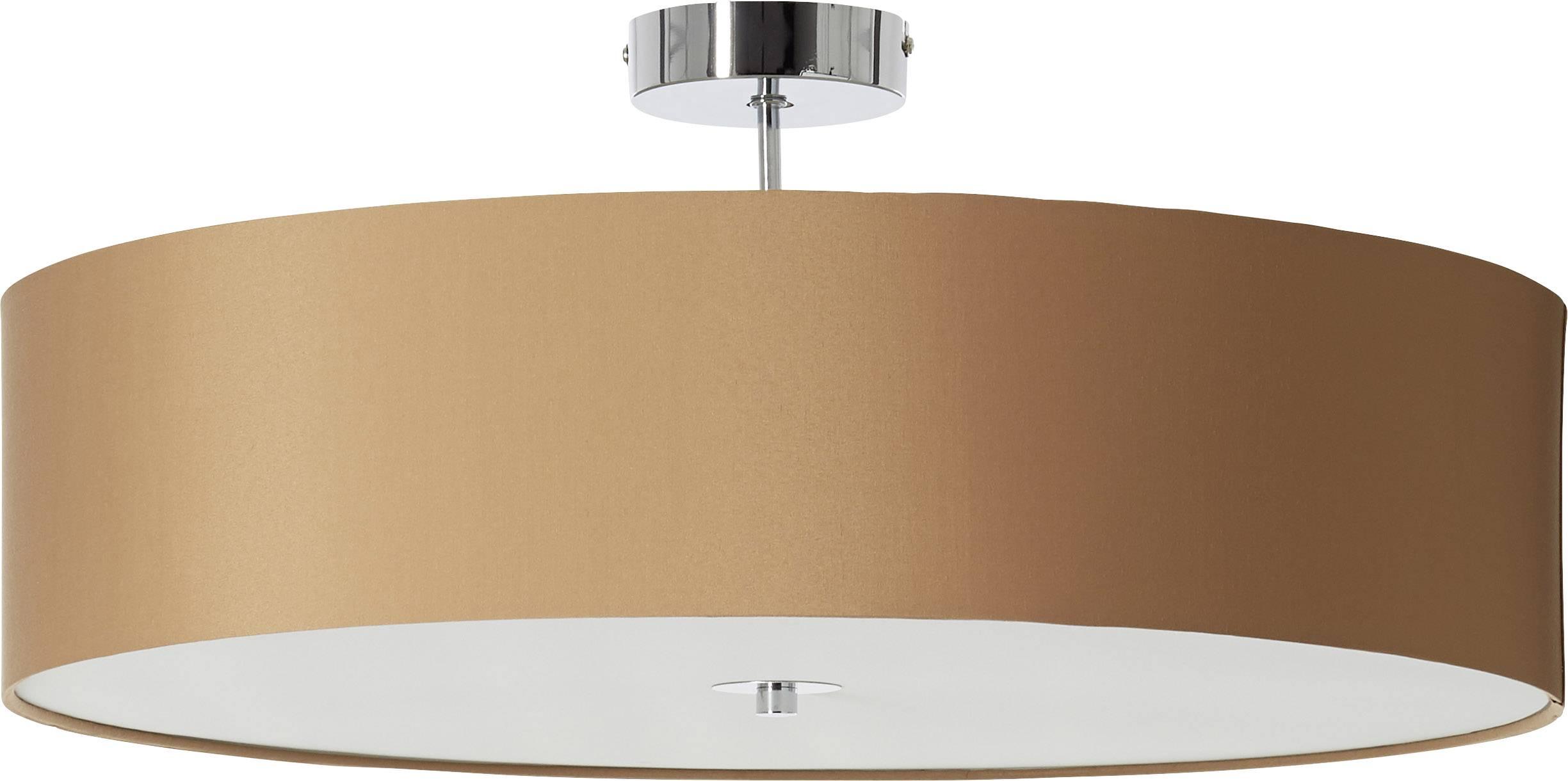 Plafonnier Ampoule à économie d'énergie, LED Brilliant Andria 9352220 E10 EEC: selon l'ampoule (A++ E) 180 W marron c