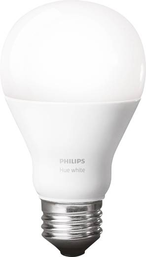 kit de d marrage philips lighting hue white 929001137001 e27 9 5 w blanc chaud. Black Bedroom Furniture Sets. Home Design Ideas