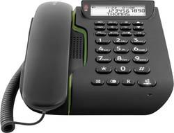 Téléphone filaire pour séniors doro Comfort 3005 noir