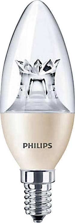 Philips Lighting LED E14 en forme de bougie 6 W=40 W