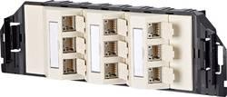 Unité de branchement 9 ports CAT 6A Metz Connect 130B11S90301-E