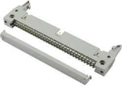 Connectique fil-à-carte avec levier d'éjection long, avec décharge de traction Pas: 2.54 mm