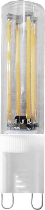 Segula LED G9 à broches 2.7 W=20 W blanc chaud