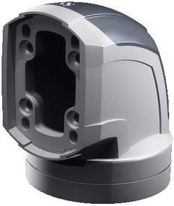 Couplage d'angle pivotant, inclinable Rittal 6212.380 aluminium, Zinc moulé sous pression, plastique gris clair (RAL 703