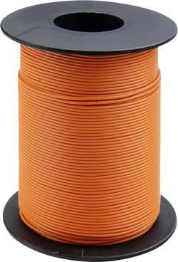 Fil de câblage BELI-BECO L118/100 og 1 x 0.14 mm² orange 100 m