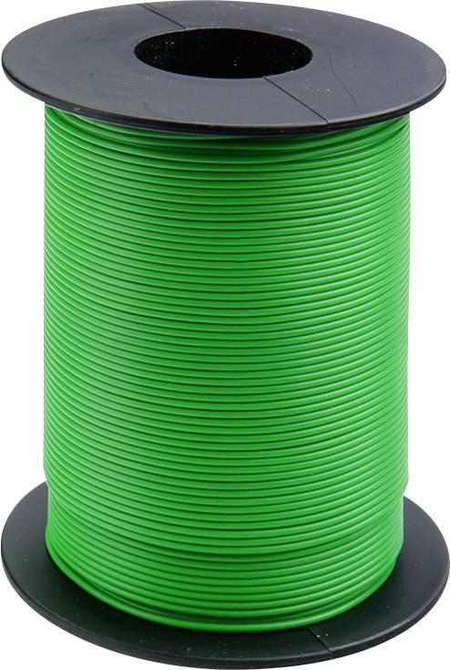 a279979d4506eb Fil de câblage BELI-BECO L118 100 gn 1 x 0.14 mm² vert 100