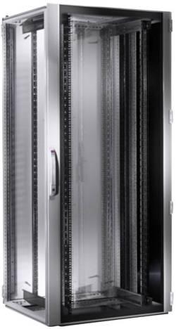 "Rittal 5525.120 Armoire baie de brassage 19"" (l x h x p) 600 x 800 x 600 mm 15 UH gris-clair (RAl 7035)"
