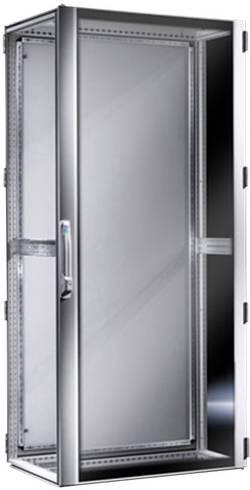 "Rittal 5529.790 Armoire baie de brassage 19"" (l x h x p) 600 x 2000 x 600 mm gris-clair (RAl 7035)"